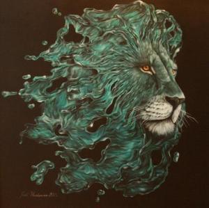 Lion - God the Spirit